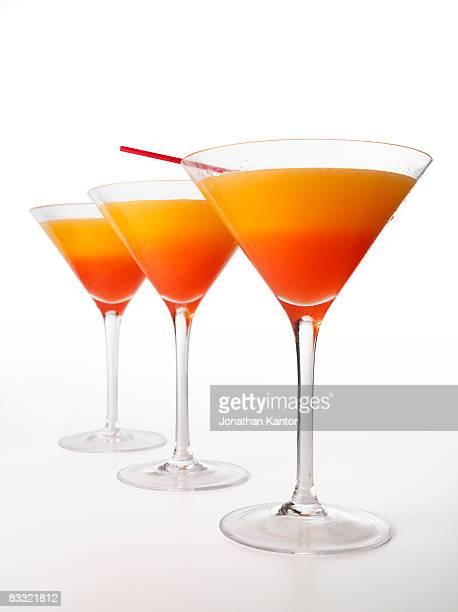 Tequila Sunrise Cocktail