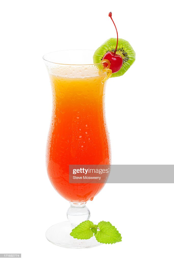 Tequila sunrise : Stock Photo