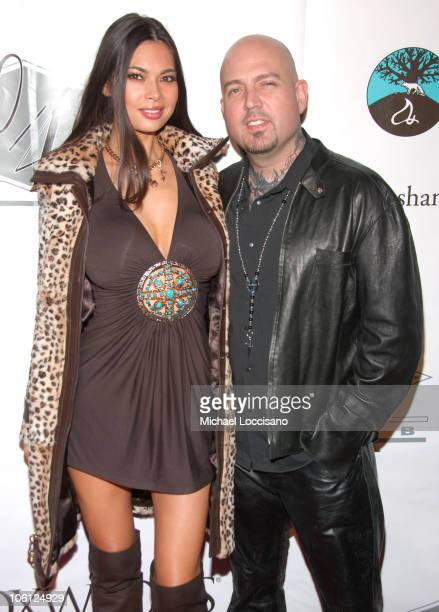 Tera Patrick and Evan Seinfeld during Alex Rodriguez's Charity Celebrity Poker Tournament Arrivals at 40/40 Club in New York City New York United...