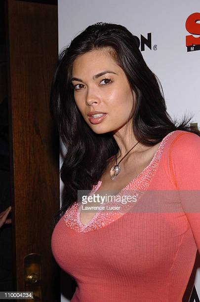 Tera Patrick during Jeep Activision and Stuff Magazine Launch Tony Hawk's Underground 2 Remix at Marquee in New York New York United States