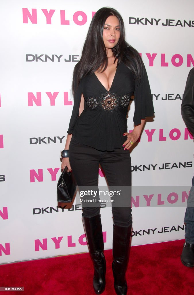 Lindsay Lohan Hosts Nylon Magazine's Young Hollywood Issue