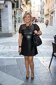 Celebrity Sighting in Malaga - October 20, 2017