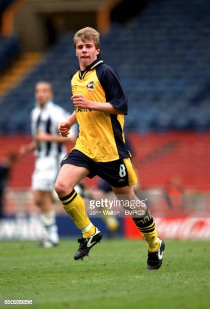 Terence Barwick Scunthorpe United