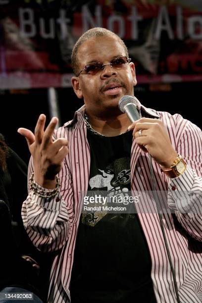 Terence Blanchard during 2007 Sundance Film Festival BMI Presents Music Film The Creative Process at The Sundance House in Park City Utah United...