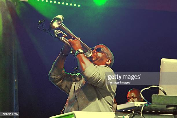 Terence Blanchard Love Supreme Jazz Festival Glynde Place East Sussex 2015 Artist Brian O'Connor