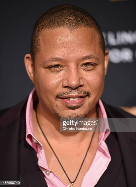 Terence Howard attends the 'Empire' series season 2 New York Premiere at Carnegie Hall on September 12 2015 in New York City