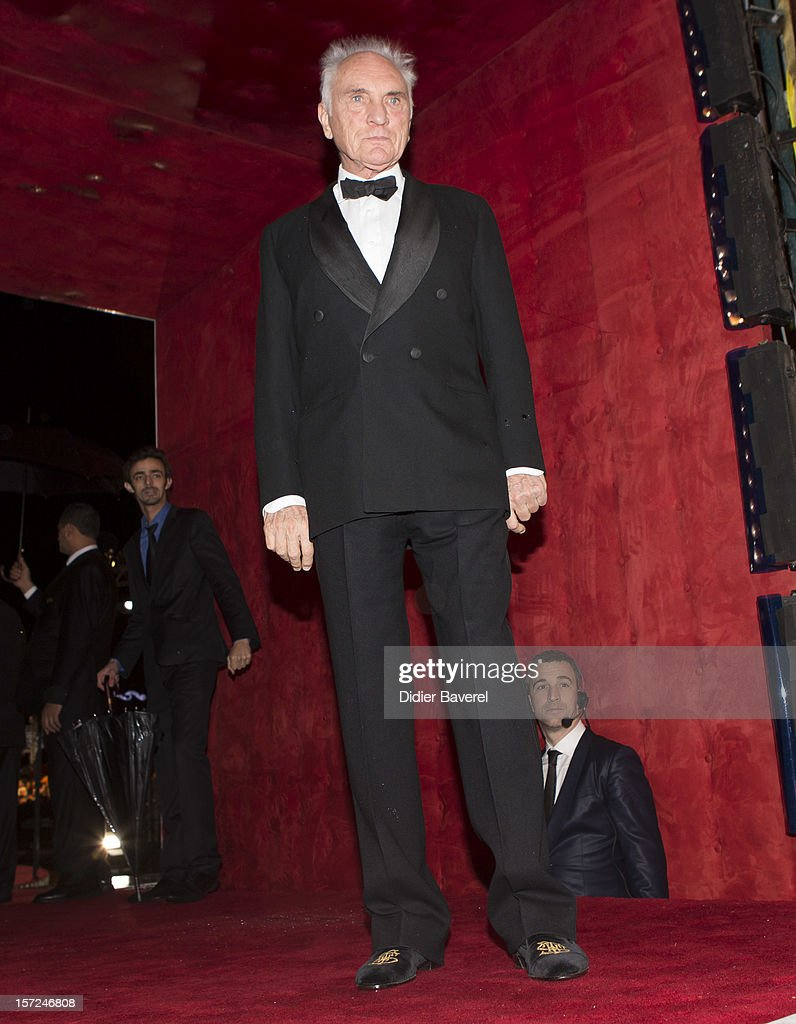 <a gi-track='captionPersonalityLinkClicked' href=/galleries/search?phrase=Terence+Stamp&family=editorial&specificpeople=217602 ng-click='$event.stopPropagation()'>Terence Stamp</a> attends the opening ceremony of the 12th Marrakech international Film Festival on November 30, 2012 in Marrakech, Morocco.
