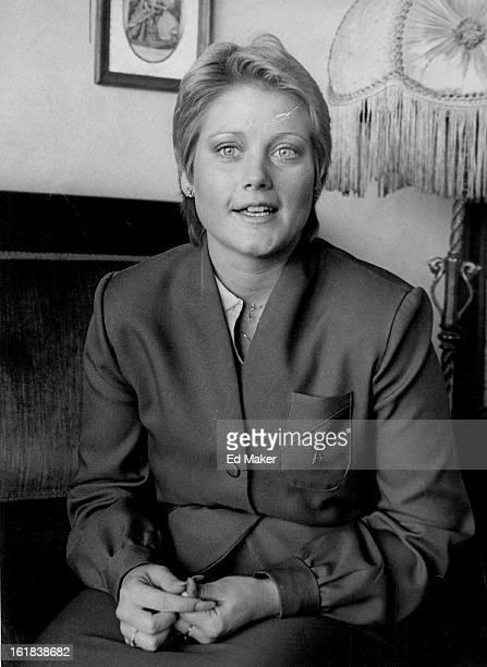 DEC 18 1981 DEC 22 1981 DEC 27 1981 Teresa Comer a cosmetologist will be on a 'big selfimprovement kick' for '82