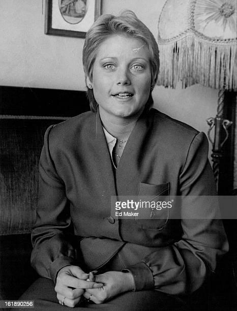 DEC 18 1981 DEC 22 1981 DEC 27 1981 Teresa Comer a cosmetologist will be on a 'big selfimprovement kick' for 82