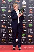 ESP: Goya Cinema Awards 2020 - Press Room