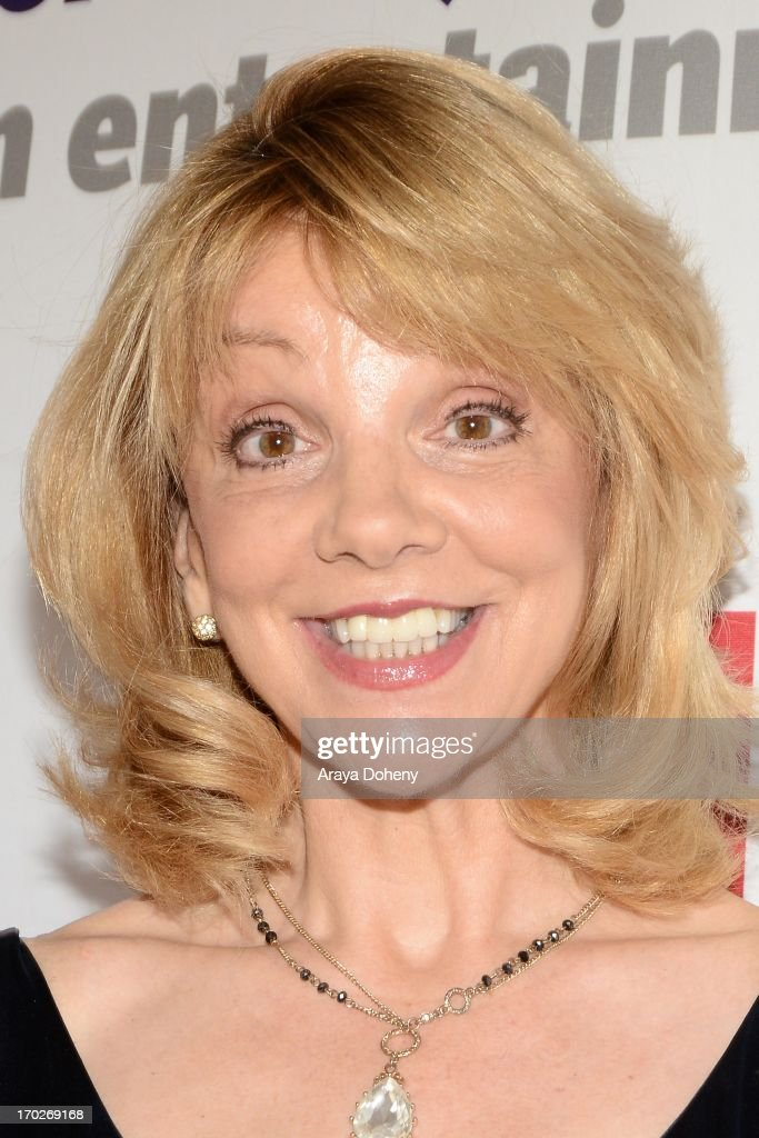 Teresa Ganzel arrives at The Actors Fund 17th Annual Tony Awards Viewing Party held at Taglyan Cultural Complex on June 9, 2013 in Hollywood, California.
