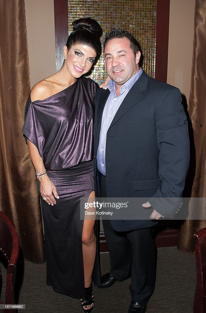 <a gi-track='captionPersonalityLinkClicked' href=/galleries/search?phrase=Teresa+Giudice&family=editorial&specificpeople=5912953 ng-click='$event.stopPropagation()'>Teresa Giudice</a> and <a gi-track='captionPersonalityLinkClicked' href=/galleries/search?phrase=Joe+Giudice&family=editorial&specificpeople=5978109 ng-click='$event.stopPropagation()'>Joe Giudice</a> attend the Posche Fashion show at The Bottagra on December 3, 2012 in Hawthorne, New Jersey.