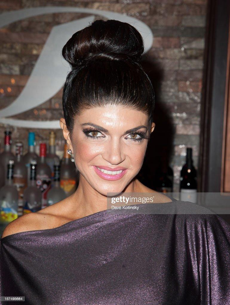 Teresa Giudice at The Bottagra on December 3, 2012 in Hawthorne, New Jersey.