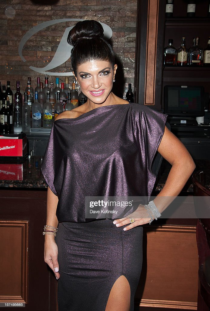 Teresa Giudice at The Bottagra on December 3, 2012 in Hawthorne, New Jersey.