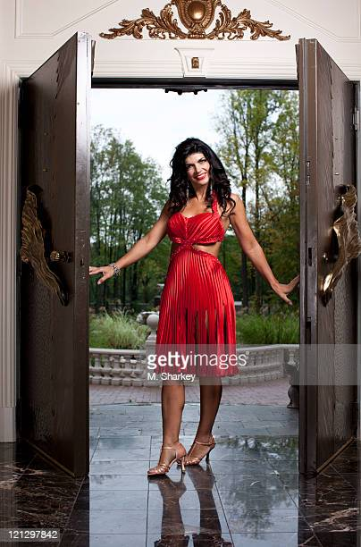 Teresa Giudice for People Magazine in Englewood United States
