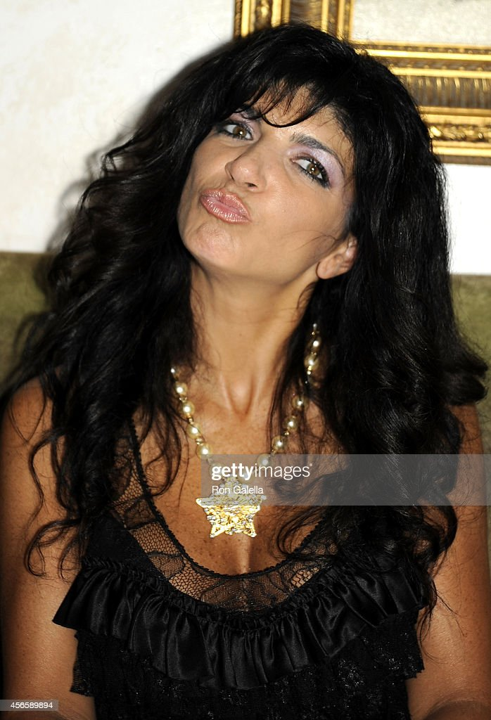 <a gi-track='captionPersonalityLinkClicked' href=/galleries/search?phrase=Teresa+Giudice&family=editorial&specificpeople=5912953 ng-click='$event.stopPropagation()'>Teresa Giudice</a> promotes 'Skinny Italian' at il Michelangelo Ristorante on August 23, 2010 in Boonton, New Jersey.