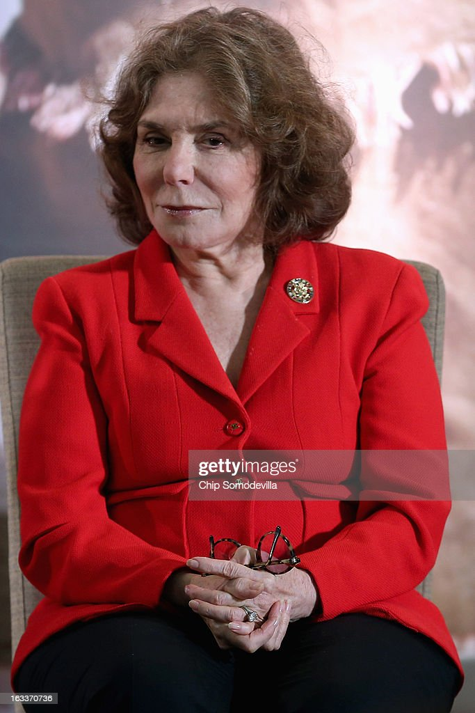<a gi-track='captionPersonalityLinkClicked' href=/galleries/search?phrase=Teresa+Heinz+Kerry&family=editorial&specificpeople=154895 ng-click='$event.stopPropagation()'>Teresa Heinz Kerry</a>, wife of U.S. Secretary of State John Kerry, attends the International Women of Courage Awards Ceremony at the State Department March 8, 2013 in Washington, DC. In celebration of the 102nd International Women's Day, the State Department honored nine women from around the world with the International Women of Courage Award, including the 23-year-old Indian woman known only as 'Nirbhaya,' who died from injuries she received after being gang raped by six men last December in Delhi.