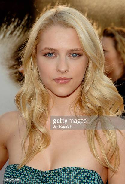 Teresa Palmer during 'The Grudge 2' Los Angeles Premiere Arrivals at Knott's Berry Farm in Buena Park California United States