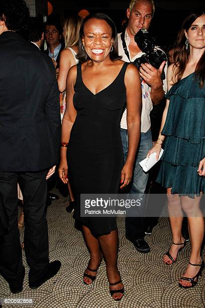 Teri Agins attends Private Dinner hosted by CARLOS JEREISSATI CEO of IGUATEMI at Pastis on September 6 2008 in New York City