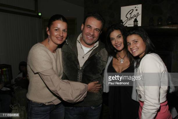 Teri Hatcher and Guests during 2007 Park City The Green House Presented by MaxAzria Day 1 at Green House in Park City Utah United States