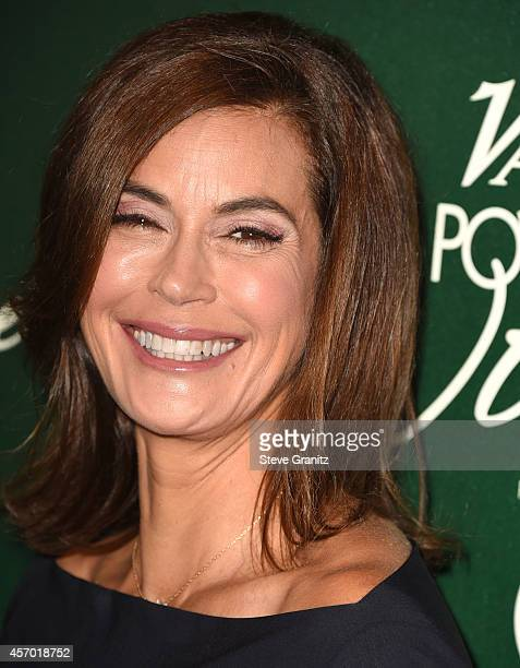Teri Hatcher arrives at the Variety's 2014 Power Of Women Event In LA Presented By Lifetime at the Beverly Wilshire Four Seasons Hotel on October 10...