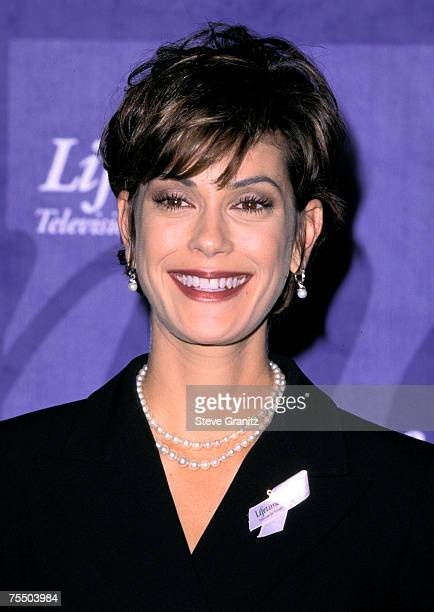 Teri Hatcher at the Pantages Theater in Hollywood California
