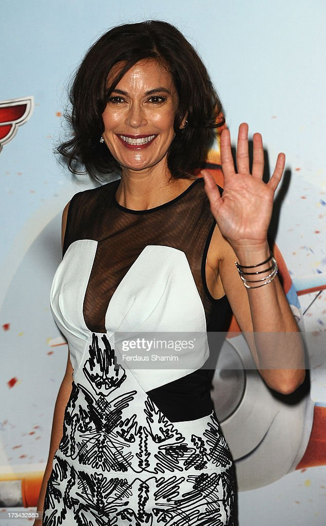 <a gi-track='captionPersonalityLinkClicked' href=/galleries/search?phrase=Teri+Hatcher&family=editorial&specificpeople=202145 ng-click='$event.stopPropagation()'>Teri Hatcher</a> attends a special screening of Disney's 'Planes' at Odeon Leicester Square on July 14, 2013 in London, England.