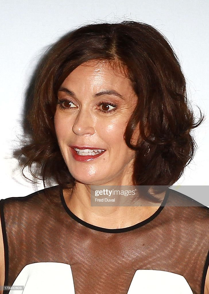 <a gi-track='captionPersonalityLinkClicked' href=/galleries/search?phrase=Teri+Hatcher&family=editorial&specificpeople=202145 ng-click='$event.stopPropagation()'>Teri Hatcher</a> attends special screening of 'Planes' at Odeon Leicester Square on July 14, 2013 in London, England.