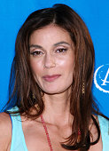 Teri Hatcher during 13th Annual Wine Tasting Auction Fundraiser for MakeAWish Foundation 'Uncork A Wish' Arrivals at Pacific Design Center in West...