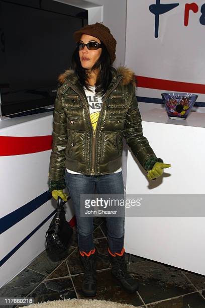 Teri Hatcher during 2007 Park City Village at the Lift Day 3 at Village at the Lift in Park City Utah United States