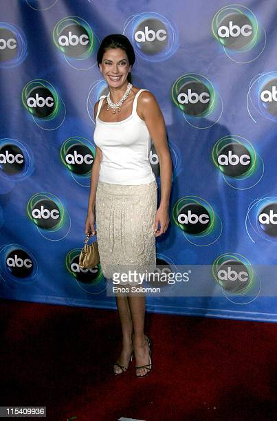 Teri Hatcher during ABC 2005 Summer Press Tour AllStar Party at The Abby in Los Angeles California United States