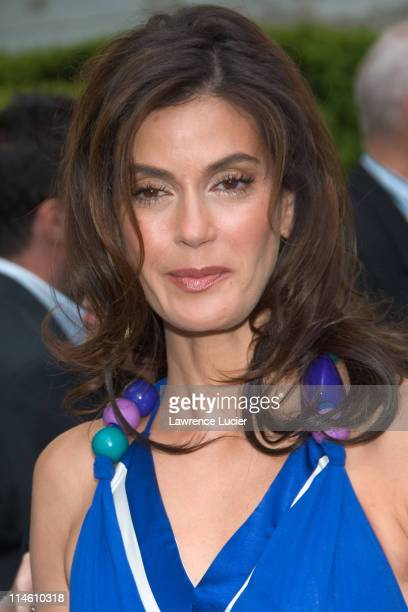 Teri Hatcher during ABC Upfront 2006/2007 Arrivals at Lincoln Center in New York City New York United States