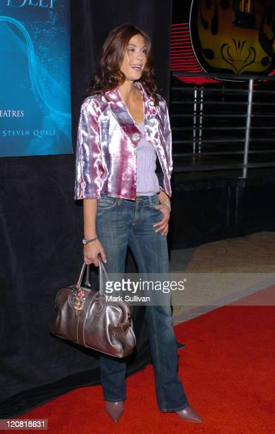 Teri Hatcher during 'Aliens of the Deep' Los Angeles Premiere Arrivals at Universal City Walk IMAX Theatre in Universal City California United States