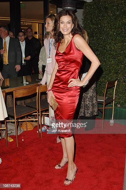 Teri Hatcher during Cartier Celebrates 25 Years in Beverly Hills in Honor of Project ALS at Cartier Store in Beverly Hills California United States