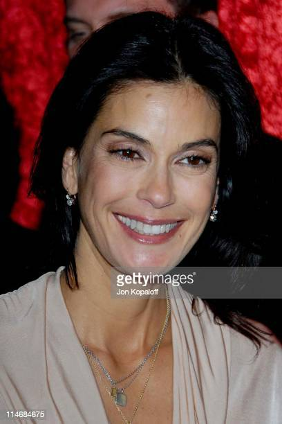 Teri Hatcher during Cosmopolitan Invites You to Celebrate the Publication of Felicity Huffman's 'A Practical Handbook for the Boyfriend' at Iconology...