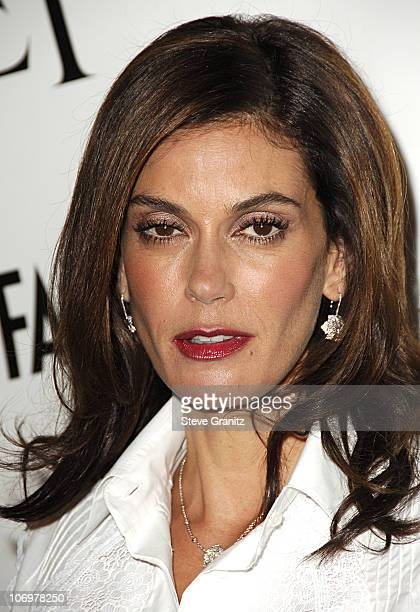 Teri Hatcher during Launch Party for Teri Hatcher's Book 'Burnt Toast and Other Philosophies of Life' Arrivals at Book Soup/Aqua Restaurant Lounge in...