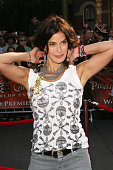 Teri Hatcher during 'Pirates of the Caribbean At World's End' World Premiere Arrivals at Disneyland in Anaheim California United States