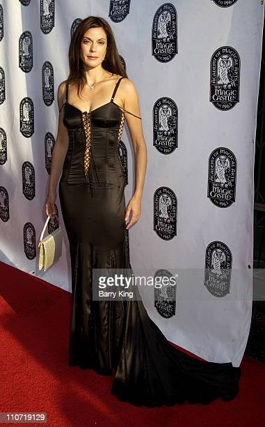 Teri Hatcher during The Magic Castle Presents 'For Roy With Love' Tribute at Academy of Magical Arts Awards at Henry Fonda Music Box Theater in...
