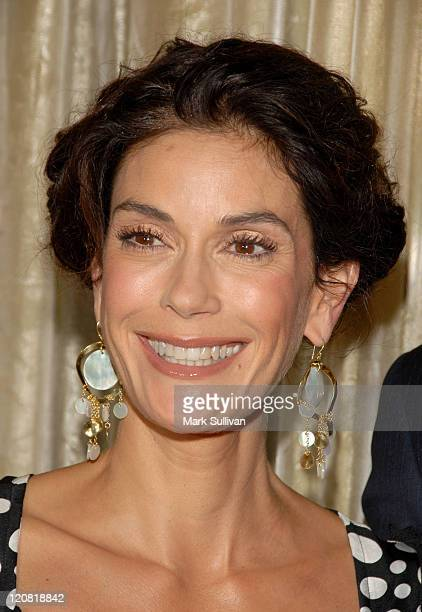 Teri Hatcher during Triumph of the Spirit Awards Gala Arrivals at Regent Beverly Wilshire in Beverly Hills California United States