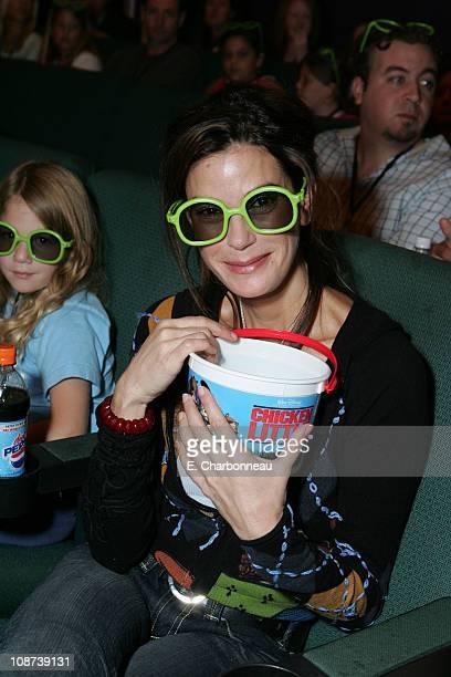 Teri Hatcher during Walt Disney Pictures Presents 'Chicken Little' World Premiere at El Capitan in Los Angeles California United States