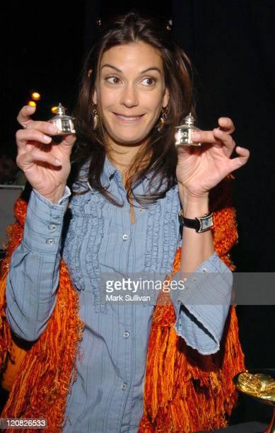 Teri Hatcher in Backstage Creations Talent Retreat
