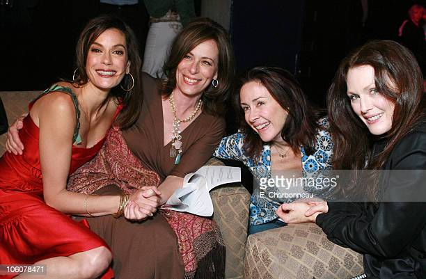 Teri Hatcher Jane Kaczmarek Patricia Heaton and Julianne Moore**Exclusives**
