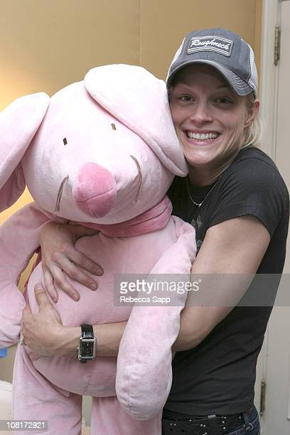 Teri Polo at Jacadi during HBO Luxury Lounge Day 1 at Peninsula Hotel in Beverly Hills California United States