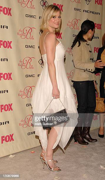 Teri Polo during FOX's 'The Wedding Bells' Premiere Party Arrivals at The Wilshire Ebell Theatre in Los Angeles California United States