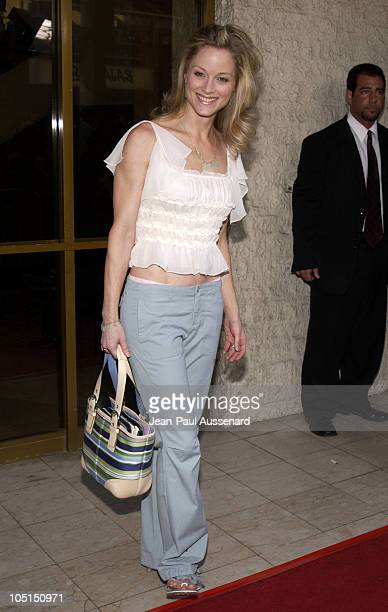 Teri Polo during 'Legally Blonde 2 Red White Blonde' Los Angeles Screening at Mann National Theatre in Westwood California United States