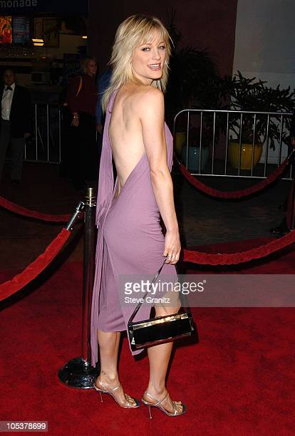 Teri Polo during 'Meet The Fockers' Los Angeles Premiere Arrivals at Universal Amphitheatre in Universal City California United States
