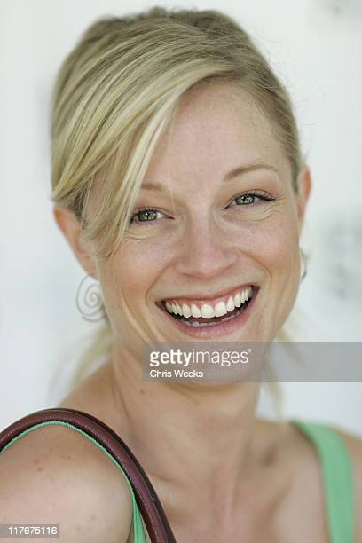 Teri Polo during The Silver Spoon Hollywood Buffet PreEmmys Day 2 in Los Angeles California United States Photo by Chris Weeks/WireImage for Silver...