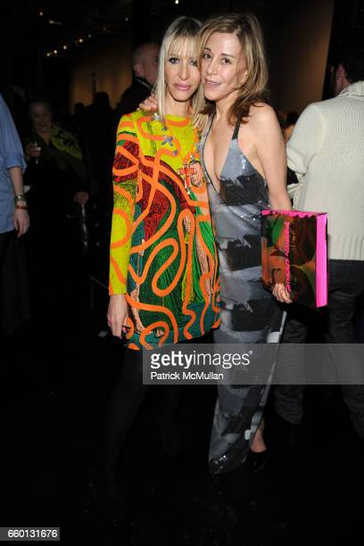 Teri Toye and Paige Powell attend ROGER PADILHA MAURICIO PADILHA Celebrate Their Rizzoli Publication THE STEPHEN SPROUSE BOOK Hosted by DEBBIE HARRY...