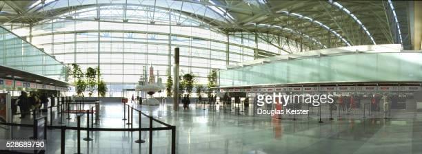 Terminal at San Francisco International Airport