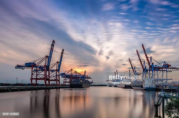 Terminal Cargo-Hamburg